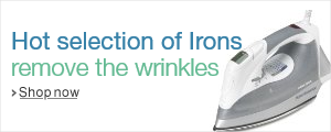 Iron out the wrinkles