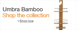 Umbra Bamboo Collection on Amazon.com