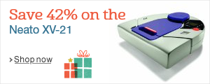 Save 42% on the Neato XV-21