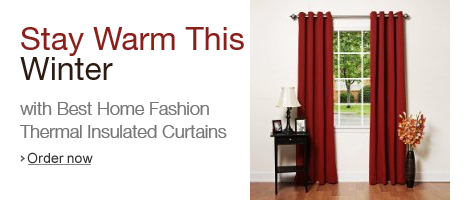 Stay Warm with Best Home Fashion