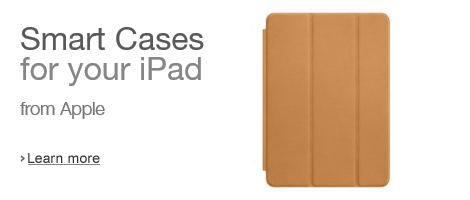 Smart Cases for Your iPad