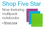 Shop Five Star Multipack Notebooks
