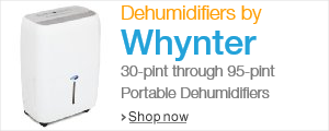 Whynter Dehumidifiers