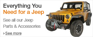 Check Out our Jeep Store