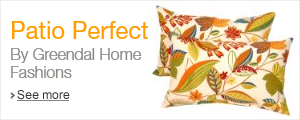 Patio Perfect by Greendale Home Fashion