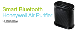 New Smart Honeywell Air Purifier