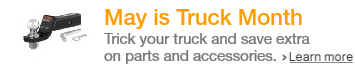 May is Truck Month