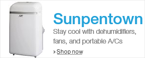 Sunpentown Summer Products