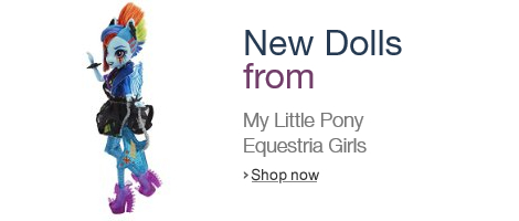 New from My Little Pony Equestria Girls