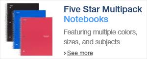 Five Star Multipacks