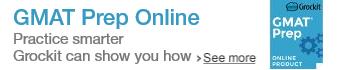 Grockit Online GMAT Prep
