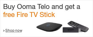Buy Ooma Telo and get a free Fire TV Stick