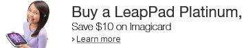 LeapPad Platinum Promo