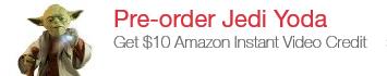 Receive $10 Amazon Instant Video Credit