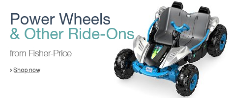 Ride Power Wheels