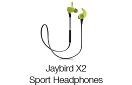 Jaybird X2 Wireless Sport Headphones