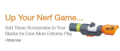 Nerf Accessories