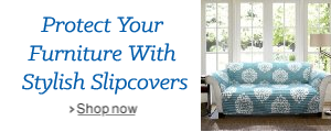 Protect Your Furniture With Stylish Slipcovers