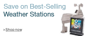 Best-Selling Weather Stations