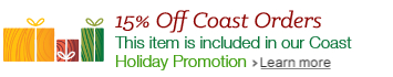 COAST Holiday Promotion