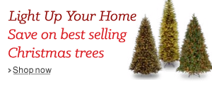 Save on best selling Christmas Trees
