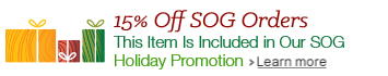 SOG Holiday Promotion