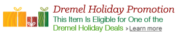 Dremel Holiday Promotion