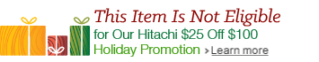 HitachiHoliday Promotion