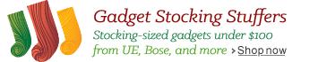 Gadget Stocking Stuffers
