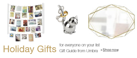 Holiday Gifts by Umbra