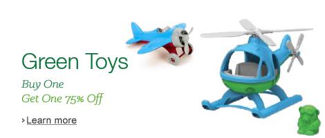 Green Toys Promo
