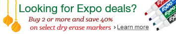 Expo Holiday Sale