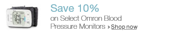 Omron Blood Pressure 10% Off