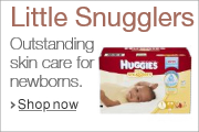 Save on Huggies Little Snugglers