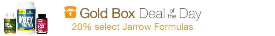 Save up to 20% Off select Jarrow Formulas