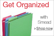 Get Organized with Smead