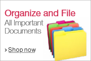 Organize and File