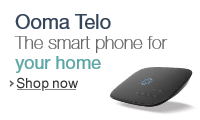 Ooma Telo - The smart phone for your home