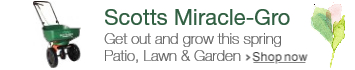 Scotts at Lawn & Garden Spring Event 2016