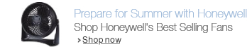 Prepare for Summer with Honeywell's Best Selling Fans