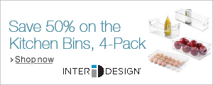 InterDesign Deal of the Day