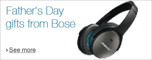 Father's Day gifts from Bose