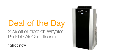 20% Off or More on Whynter Portable Air Conditioners