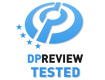 DPReview tested Award