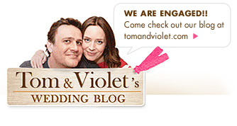 Tom and Vilolet's Wedding Blog