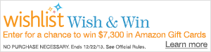Sony Wish & Win Sweepstakes