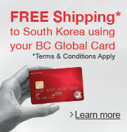 BC Global Card