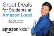 Deals for College Students at Amazon Local