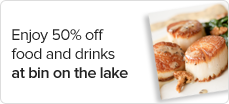 %2425%20for%20%2450%20to%20spend%20at%20bin%20on%20the%20lake%20at%20dinner