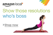 New Year New You with Amazon Local Deals